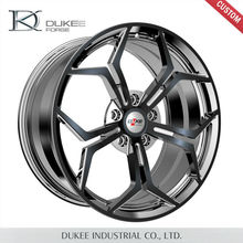 Competitive Price Widely Used Replica Amg Wheels,130mm PCD Factory Popular Design Forged Sliver Wheel