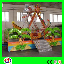 halloween games cheap kids pirate ship for sale