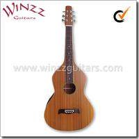 [WINZZ] Hawaiian Extra deeper Chinese Weissenborn Guitar (AW100D)