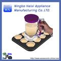 conveniente útil bateador de mezcla para pastel