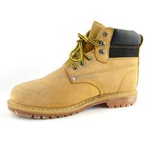 di alta qualità goodyear industriale in acciaio punta in pelle di bufalo scarpe di sicurezza