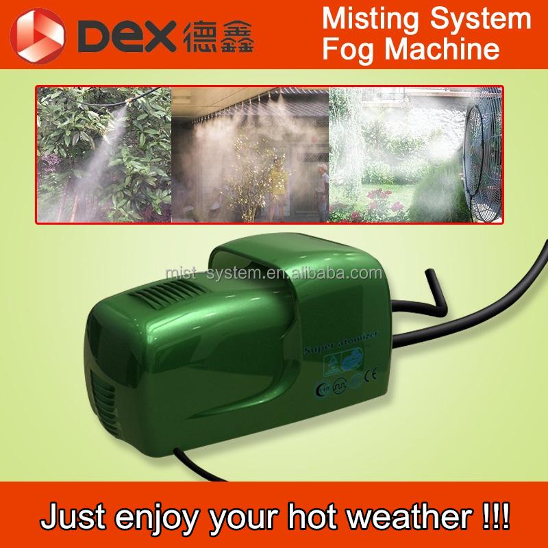 mist machine outdoor