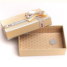 luxury rigid cardboard box for t-shirt