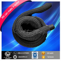 56mm polyamide double braided dock line