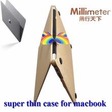Best quality popular laptop bottom case for macbook pro case