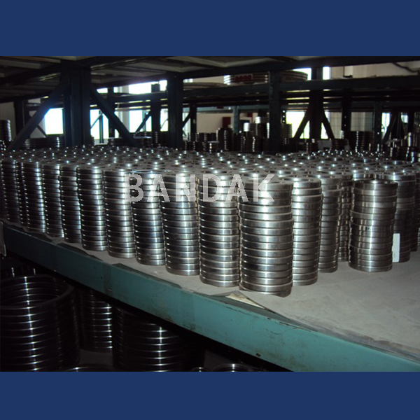 Alloy Metal Machined for Pipe Ring Joint Gaskets