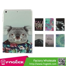 for iPad Mini Case,Colorful Pattern Hard Case Plastic Cover for iPad Mini