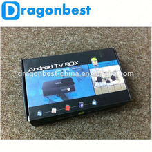 Android 4.2 Tv Box Gbox Amlogic 8726 Mx/Mx2 Tv Box Dual Core Android Smart Tv Box Paypal Payment Accept