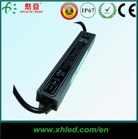 AC 80-264V TO DC Switch mode Waterproof 12V 30W LED Variable Power Supply