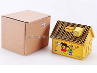 music saving money boxes wood crafts piggy bank gifts for kids wholesale cheap