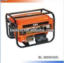 pequeño imán permanente generador de corriente alterna