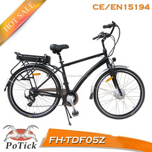 700C cheap city electric bike with en15194/e-bike/e bike
