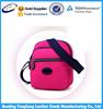 classical woman lady shoulder bag yellow nylon bag summer travel Messenger Bags