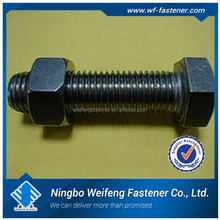 china supplier hex bolt with good quality high tensible zinc plated buy direct from china manufacturer