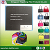 Dongguan Factory Direct Sale/100% handbag lining felt/handbag lining fabric Series0.3-3.5mm