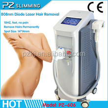 China first medical CE approved 808 diode laser hair removal machine