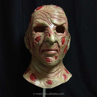 X-MERRY Horror Latex Mask for Masquerade Party Halloween Mask Cosplay Mask