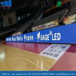 Led advertising board stadium led advertising light board