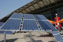 cheap price solar panel 2kw for solar electricity home system