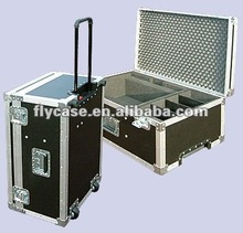 2012 pilot case with trolley and strong handle and locks inside for goam and sponge