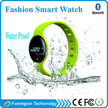 New arrival smart bracelet watch for android phone with pedometer