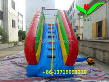 commercial lake inflatable water slide for kids 7mL