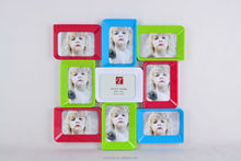 wholesale funny photo frame for home decor for kids/picture photo frame
