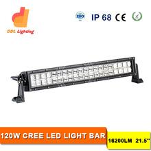 21.5'' 120W Low Energy Consumption Car 4x4 LED Light Bars Alibaba Trust Pass