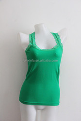 Vest hot sale in summer Racer back tank tops wholesale
