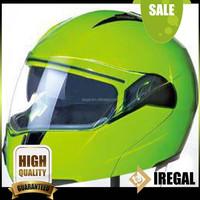 Double Visor Full Face Custom Kids ATV Helmets