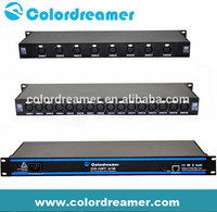 Colordreamer 2015 artnet controller dmx512 lower price Good quality LED DMX RGB artnet controller dimmer