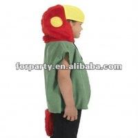 CGC-728 Animal costume lovely parrot costume for kids
