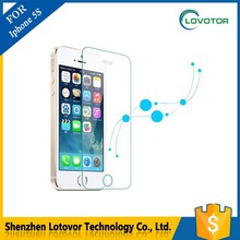 9H Explosion-proof Tempered Glass Screen Protector For Iphone 5 Tempered Glass