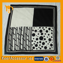 Wholesales Fashion Square Scarf Silk