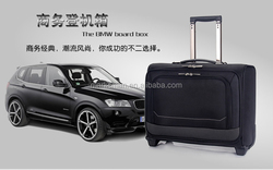 2015 cheap classic hot sales BMW luggage bag