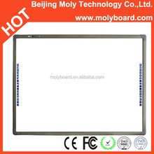 dual touch virtual whiteboard interactive whiteboard for sale