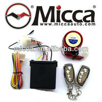 Alarmas para Motos con Sistema de Encendido y Apagado del Motor por Control Remoto, Alarma de Motocicletas (MC752)