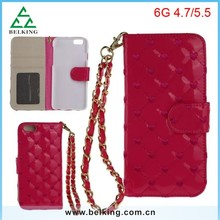Beautiful leather case for iPhone 6, for iPhone 6 case leather, for iPhone 6 Plus case
