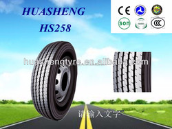 HUASHENG TAITONG KAPSEN brand China factory DOT Certified good quality truck tyres/ tbr tire radial type11.00R20