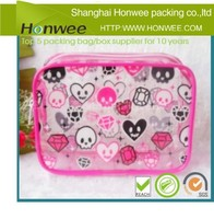 china supplier high quality clear pvc cosmetic bag