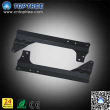 Adjustable Trunion Bracket Mount with Led Light Bar for Offroad Jeep 4x4