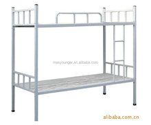 kids modern metal bunk beds /2015 hot sale cheap metal bunk bed
