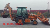 Good condition Used Case 580M backhoe in cheap price on sale