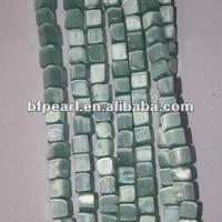Aquamarine cateye stone