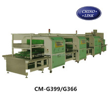 Double-Layer Infrared NIR Cement Drying And Activating Shoe Production Line