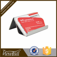 Wholesale metal business card stand display manufacturer