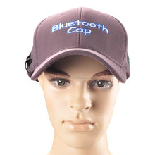 Summer bluetooth baseball cap sport type for Adults