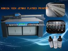 Maquina para imprimir diferente carcasas