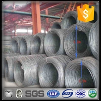 hot rolled carbon steel wire rod in coils