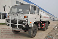 Dongfeng 6x6 All-Wheel Drive Fuel Transport Truck